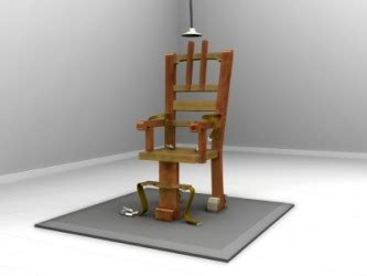 images of the electric chair