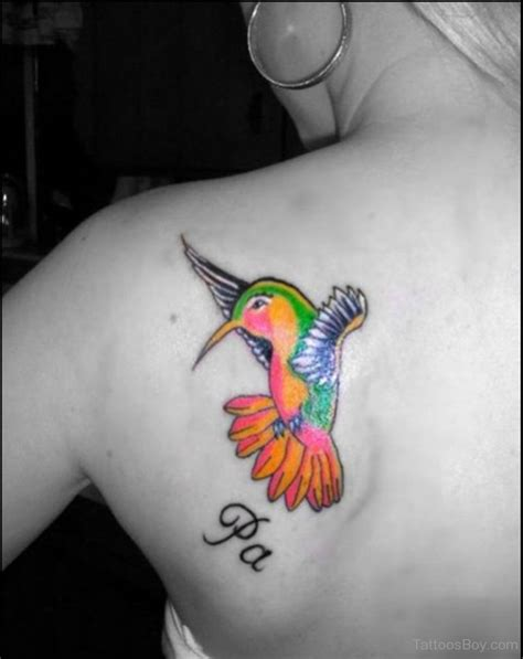 colorful hummingbird tattoo designs hummingbird tattoos designs pictures