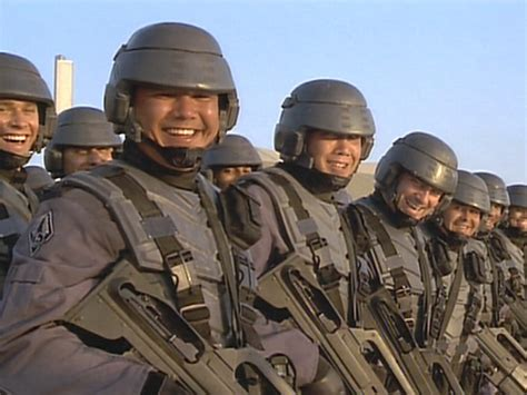 starship troopers starship troopers images starship troopers hd wallpaper and background photos 13578605
