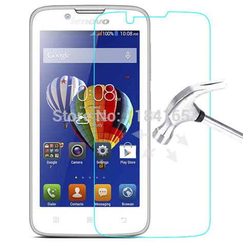 F282 Tempered Glass Lenovo A328 aliexpress buy jonsnow lcd explosion proof front