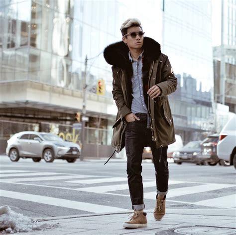 mens timberland boots fashion toronto s fashion week f w 2016 alexanderliang