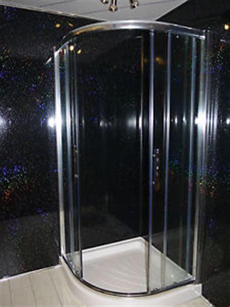 Bathroom Shower Materials Black Sparkle 8mm Pvc Cladding Bathroom Shower Ceiling