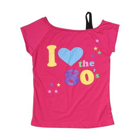 80s Shirt by I The 80s Retro T Shirt Fancy