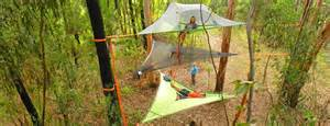 House Plans In Kenya tents in the trees