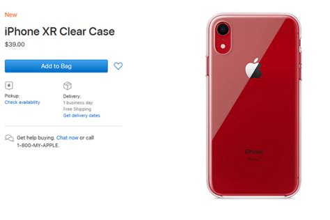 apple finally releases its official for the iphone xr phonearena