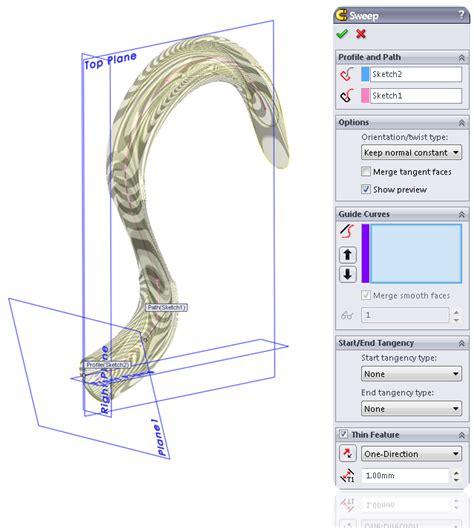 edit sketch pattern solidworks solidworks sweep tutorial learnsolidworks com