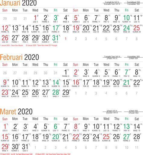 kalender jawa  lengkap wuku sosialpost
