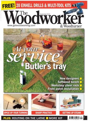 the woodworker magazine featured in the woodworker mana furniture