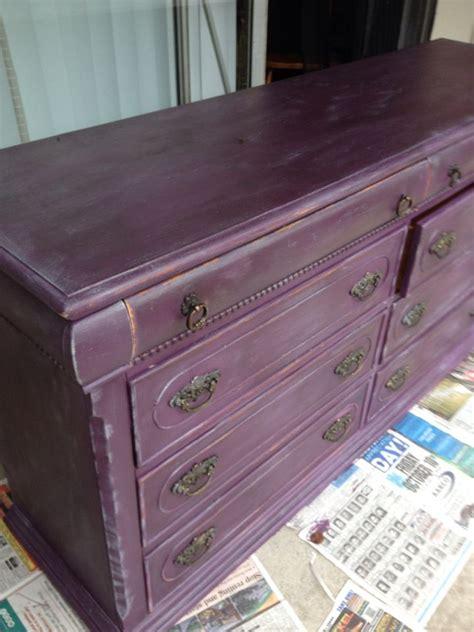 chalk paint purple diy plum purple chalk paint s interest