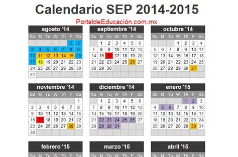 calendario escolar 2015 2016 de la sep calendario escolar 2014 2015 sep mexico