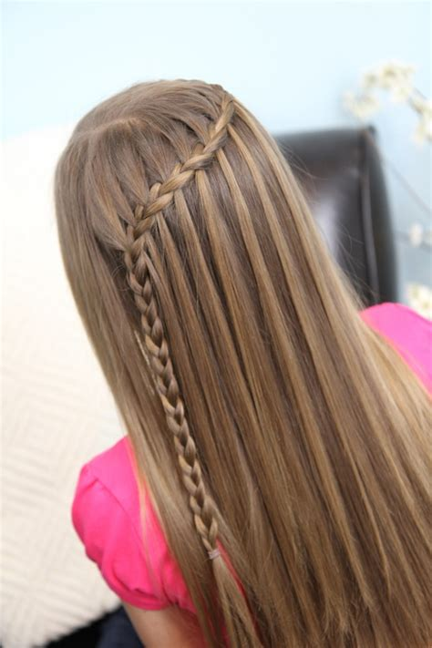 Feathers Braids Pictures | all about fashion feather waterfall ladder braid combo