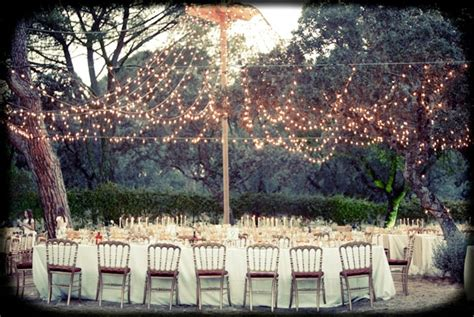 Wedding Decoration How Lights Can Help You Aidasevents Outdoor Lighting For Weddings