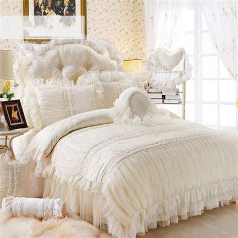 piumoni alviero martini beige lace princess quilt duvet cover king 4 6pcs