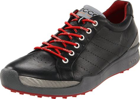 ecco shoes ecco biom hybrid golf shoe in black for black