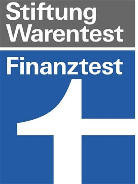 finanztest banken bestes ergebnis finanztest bei anlageberatung der