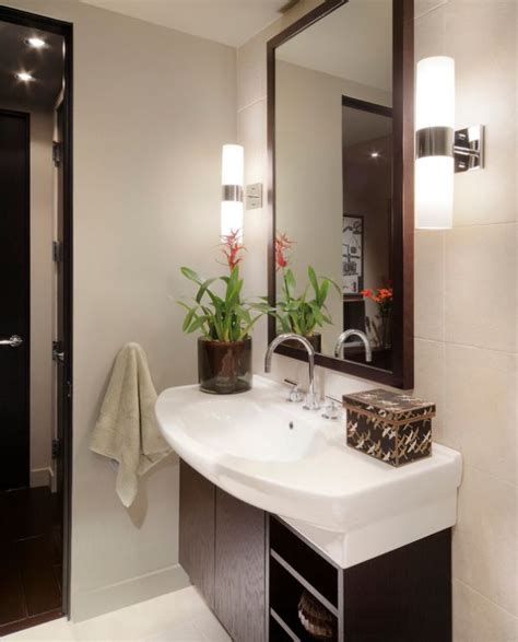 small bathroom sconces how to use wall sconces design tips ideas