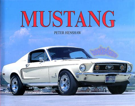 books on how cars work 2004 ford mustang user handbook mustang book ford history henshaw color hardcover 446pg ebay