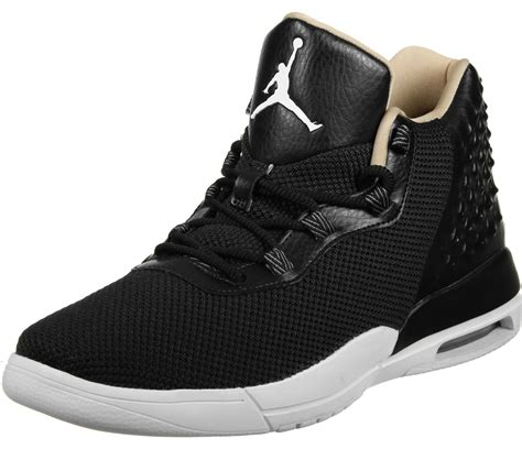 academy shoes black