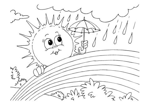 coloring pages of rainbows to print get this printable rainbow coloring pages 9wchd