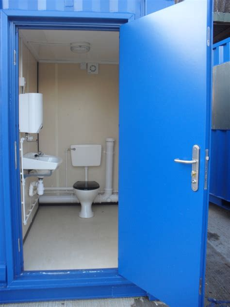 Office Container 20 Ft Toilet 20ft shipping container conversion toilet block