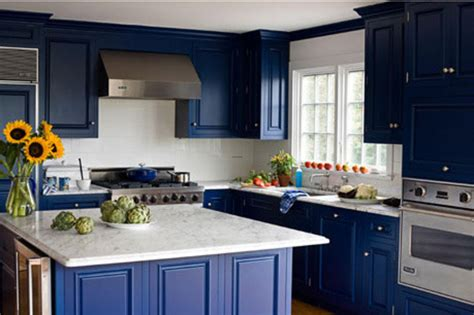 blue color kitchen cabinets cool blue kitchens flagstaff design center