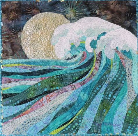 quilt pattern ocean waves 1000 images about ocean wave quilts on pinterest waves