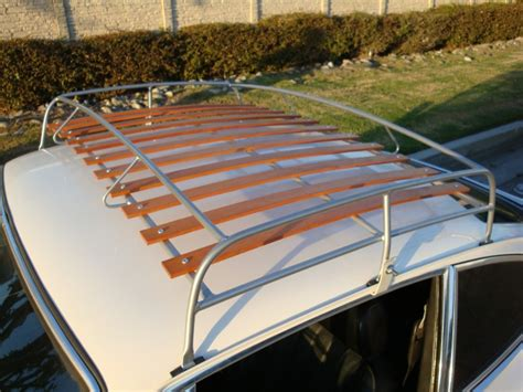 Wooden Roof Rack by For Sale Vintage Roofrack For 911 And 912 Fits On All 911 Upto The 964 Westfalia Porsche