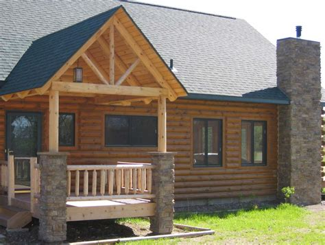 minnesota log home remodeling