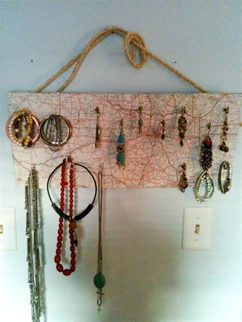 Handmade Jewelry Holder - 52 best images about jewelry holders diy on