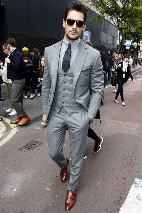 Suit Mba Graduates style breakdown david gandy s damn near brit style
