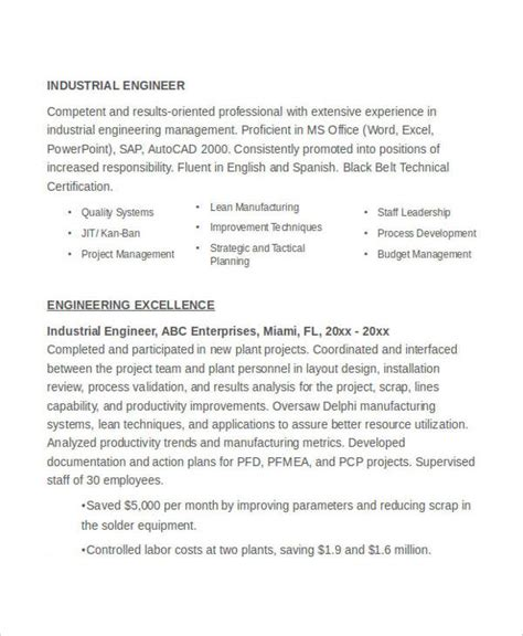 engineering resume template 32 free word documents free premium templates