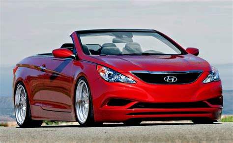 hyundai convertible hyundai sonata convertible reviews prices ratings with