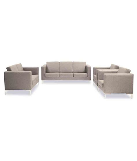 Sofa Set Designs With Price In Trichy Encompass Design Cocoa Beige 7 Seater Sofa Set Buy