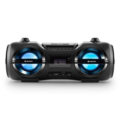 Port Usb Bluetooth portable stereo boombox bluetooth speaker ghettoblaster
