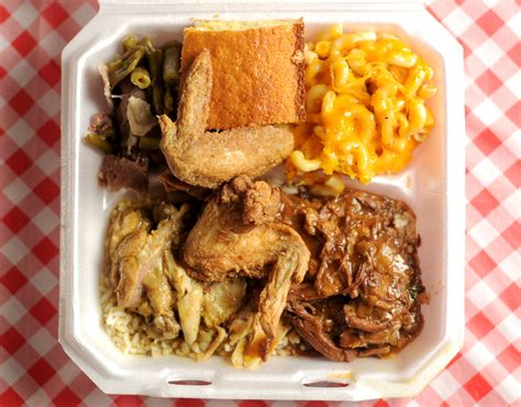 A Soul Food by George S Soul Food Brings Home Cooking To Cross