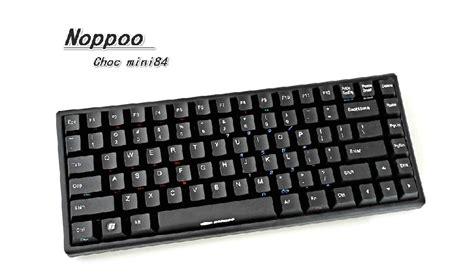 aliexpress keycaps aliexpress com buy choc mini noppoo 84 pom black white