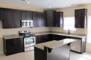 Kitchen Colors Dark Cabinets by Kitchen Colors With White Cabinets And Black Appliances
