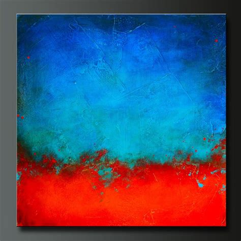 acrylic painting abstract on hold for ivette eruption 24 x 24 abstract acrylic