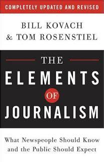 Sembilan Elemen Jurnalisme 1 sembilan elemen jurnalisme bill kovach jurnalistik praktis
