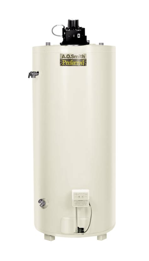 Water Heater Gas Niko wallingford sales company ao smith btf 80 74 gallon 76 500 btu 4 quot vent power vent single