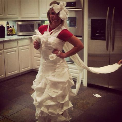 toilet paper wedding dress game for bridal shower fun my