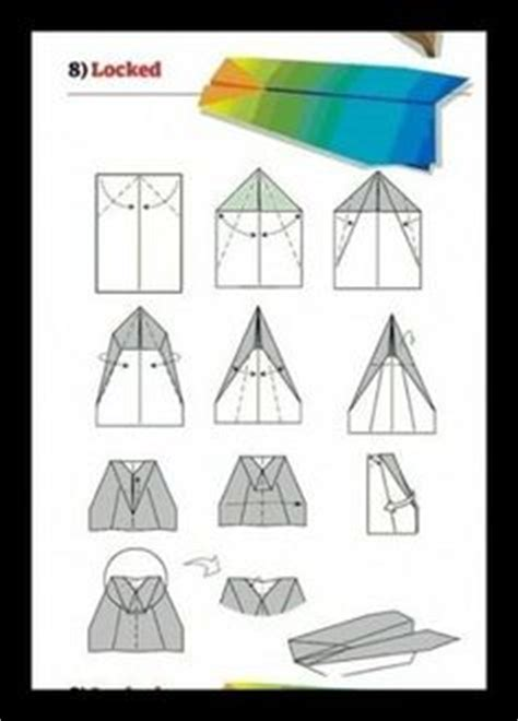 How To Make All Kinds Of Paper Airplanes - 1000 images about paper airplalnes on