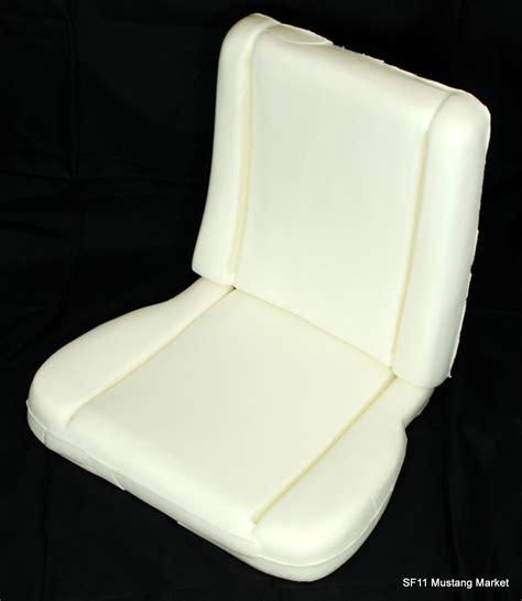 ford fairlane seat foam