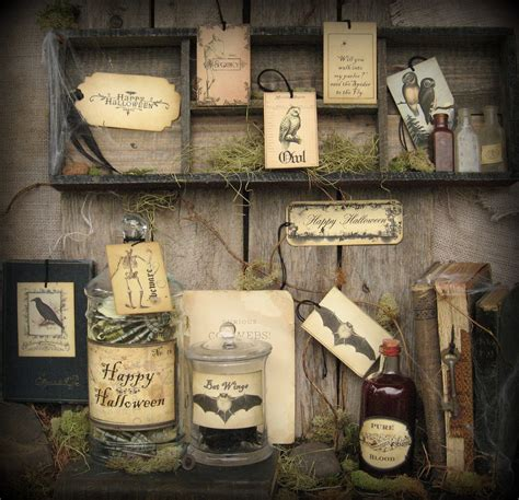 Antique Looking Home Decor by Our Transformations Haunted House Ideas