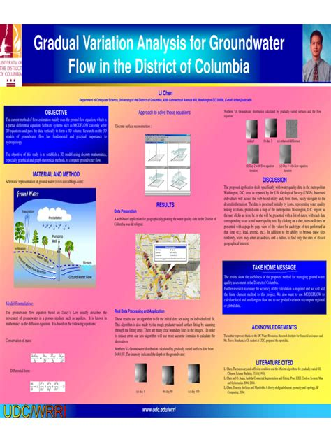scientific poster templates for pages scientific poster template 5 free templates in pdf word