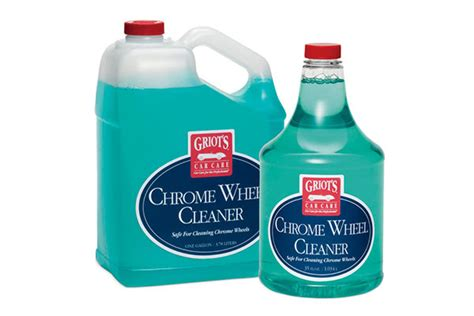 chrome cleaner griot s best chrome wheel cleaner griots garage chrome