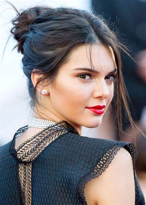 female celebrities with red pubic hair kendall jenner red 25 best red carpet hair ideas on pinterest red carpet