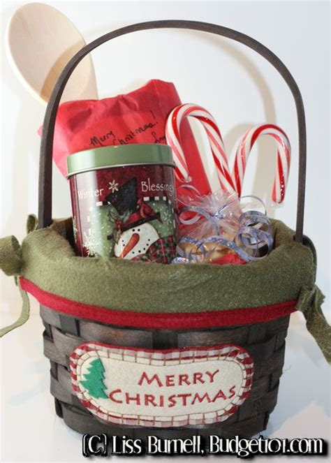 cookie monster family gift basket idea for the holiday