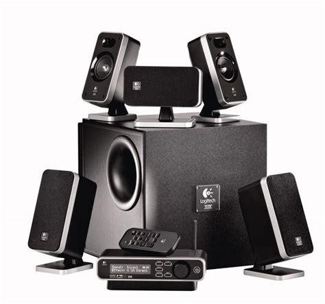 5 1 Soundsystem Kabellos 1077 by Testmagazine Praxistest Logitech Z 5450 Digital Mit