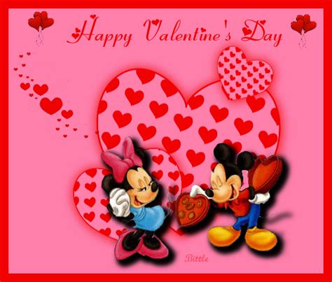 mickey mouse valentines day happy s day minnie and mickey mouse quote